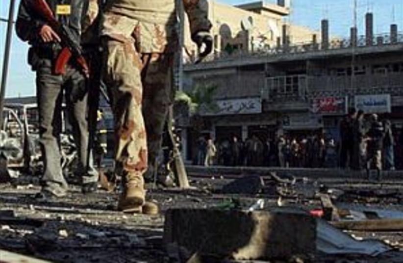 iraq bomb 88.298 (photo credit: AP)