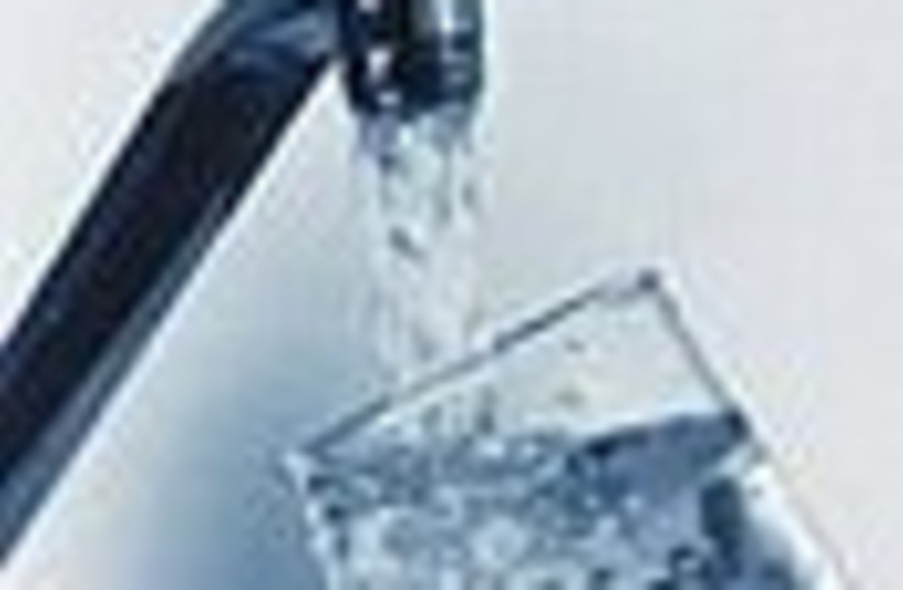 tap water 88 (photo credit: )