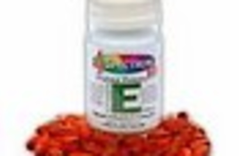 vitamin E 88 (photo credit: )
