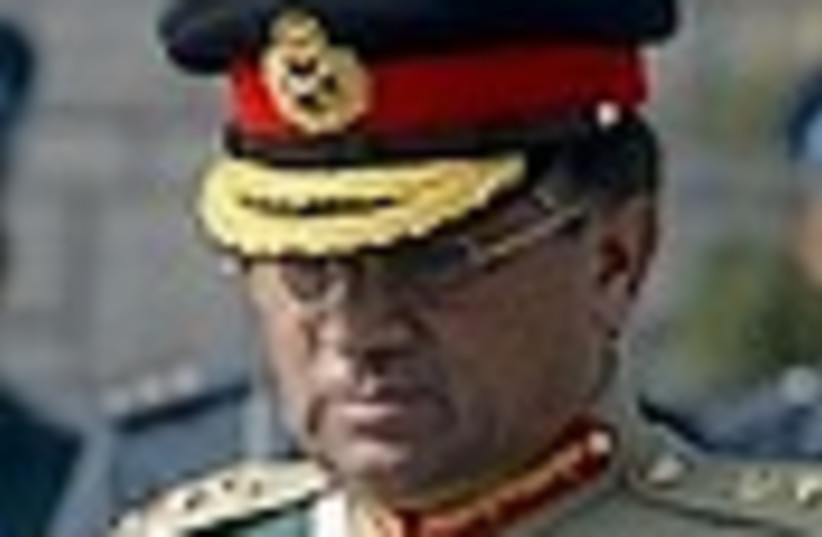 Musharraf  general 88 (photo credit: )