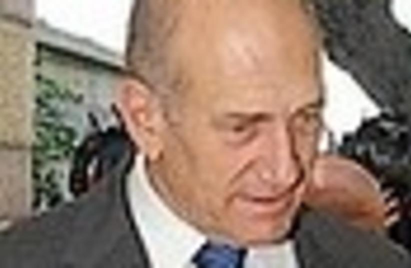 Olmert 88 (photo credit: )