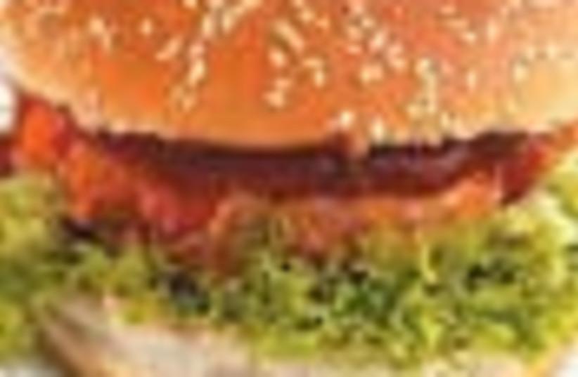 burger image 88 (photo credit: )