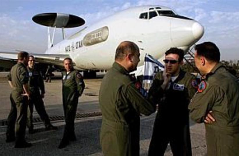 NATO plane 298 88 (photo credit: AP)