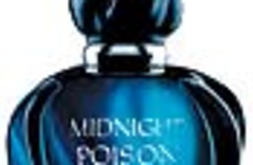 poison cologne 88 (photo credit: )