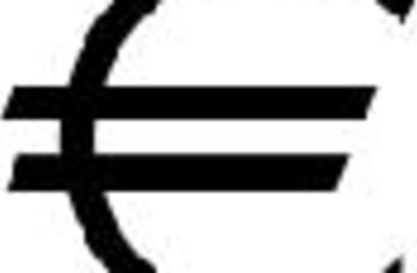 euro symbol 88 (photo credit: )