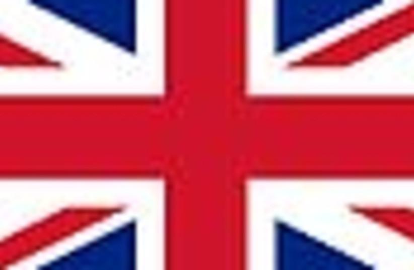 uk flag 88 (photo credit: )