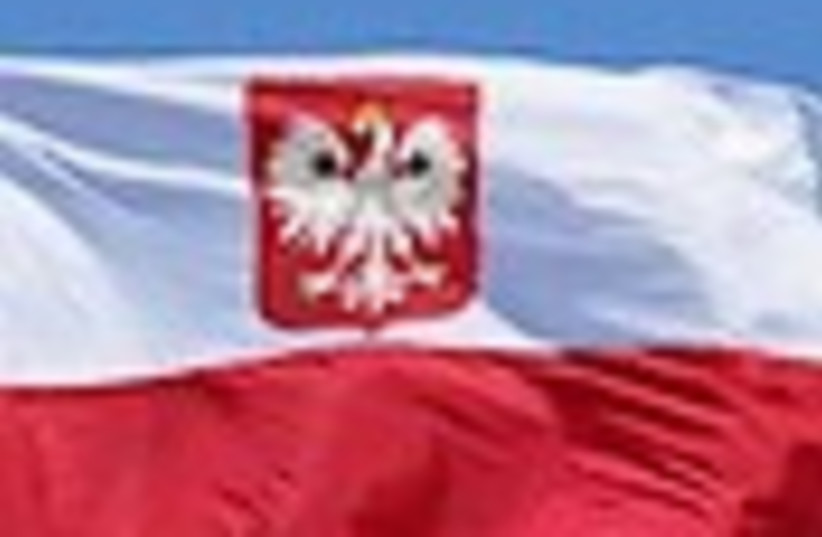 polish flag 88 (photo credit: )