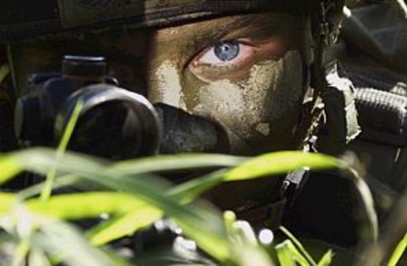 idf soldier 298 88 idf (photo credit: IDF)
