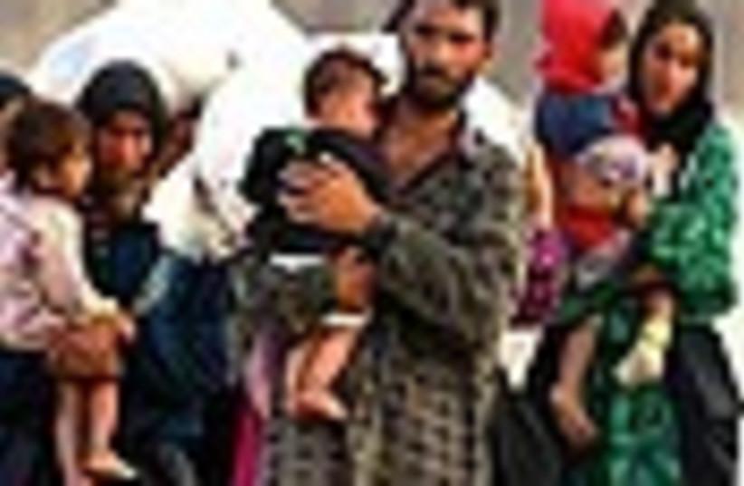 iraq refugees 88 (photo credit: )