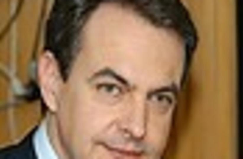 Zapatero 88 (photo credit: )