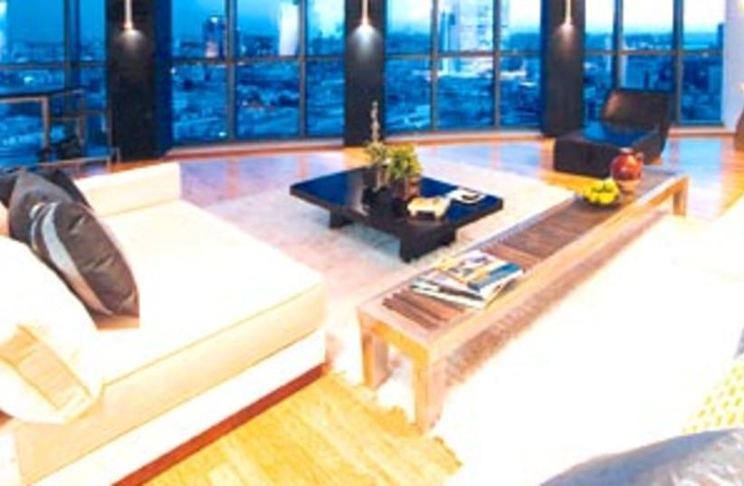 living room lev 298 (photo credit: Courtesy Photo)