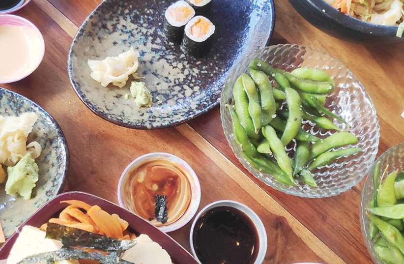 Nini Hachi: A Japanese treat in Tel Aviv