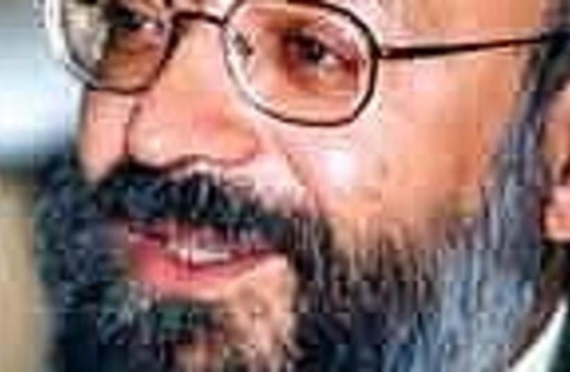 Muhammad Larijani 88 (photo credit: )