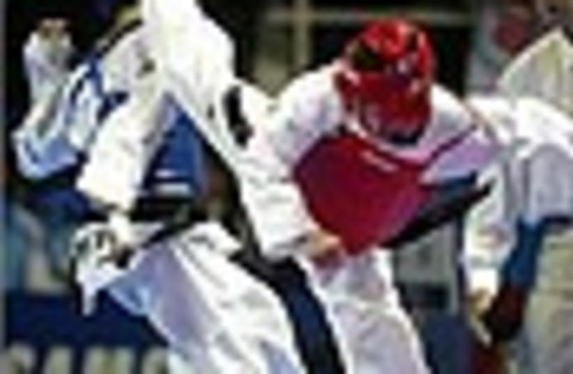Taekwondo 88 (photo credit: )