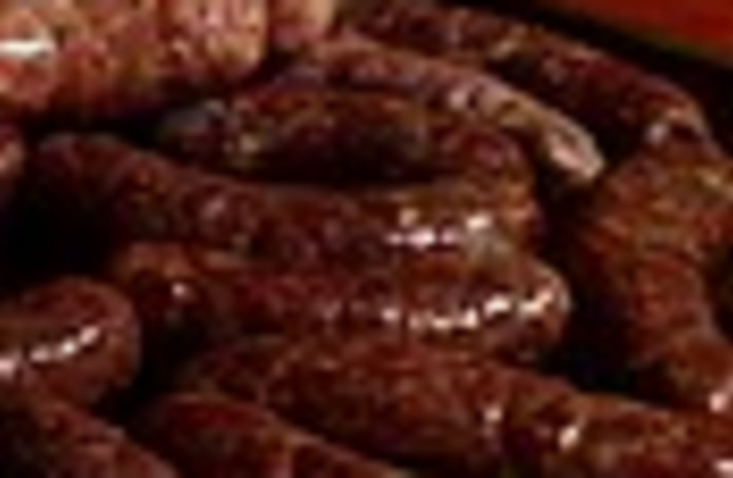 sausage 88 (photo credit: )