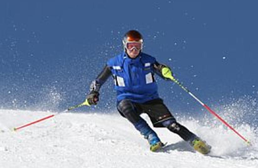 renzhin skiing 298 88 (photo credit: Peter Szellos)