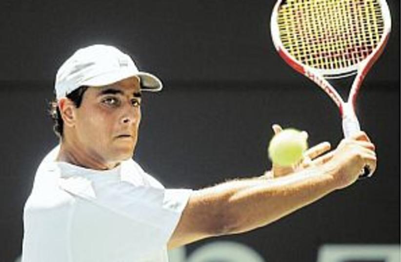 amir hadad tennis 298 88 (photo credit: AP)