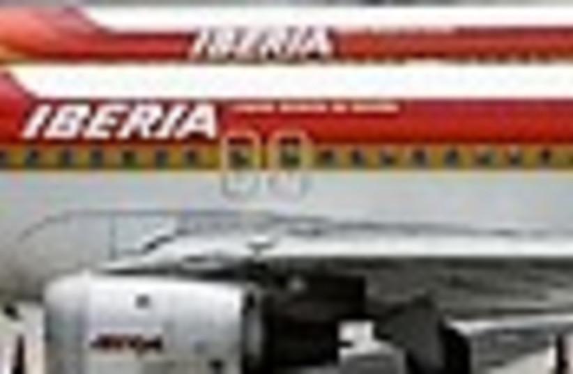 Iberia Air-88 (photo credit: )