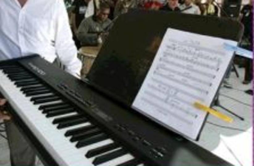 keyboard piano 224 (photo credit: AP)