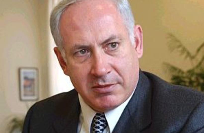 netanyahu 298.88 (photo credit: Ariel Jerozolimski [file])