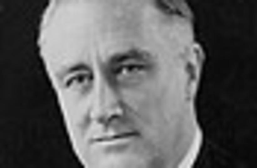 Franklin Roosevelt FDR 88 (photo credit: )