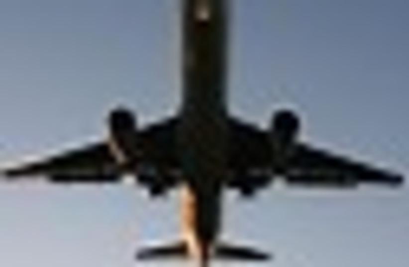 plane 63 (photo credit: )
