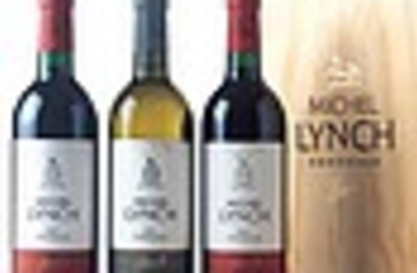 michel lynch wine 88 (photo credit: )