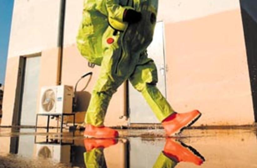 idf protecgear 88 298 (photo credit: IDF Spokesman)