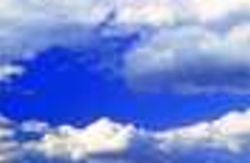 clouds88 (photo credit: )
