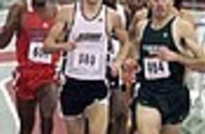 gezachw running 88 (photo credit: )