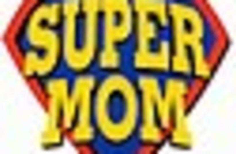 super mom 63 (photo credit: )