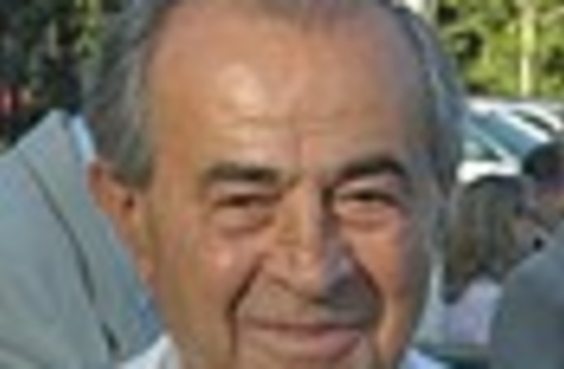 Isaac Parviz Nazarian 88 (photo credit: )
