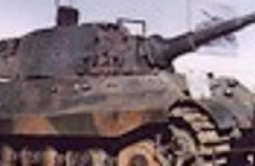 old tank 88 (photo credit: )