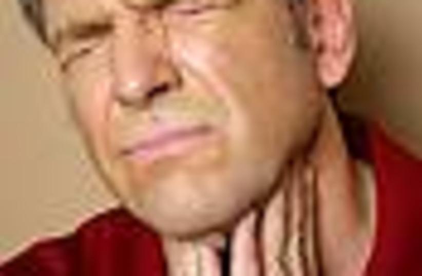 man aching throat 88 (photo credit: )