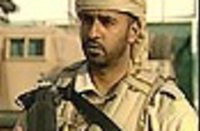 UAE army 88 (photo credit: )