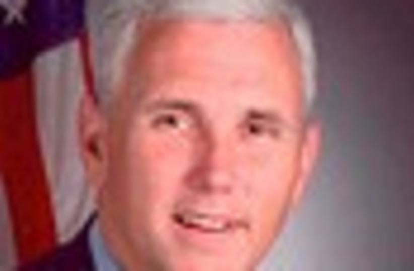 mike pence 88 (photo credit: )