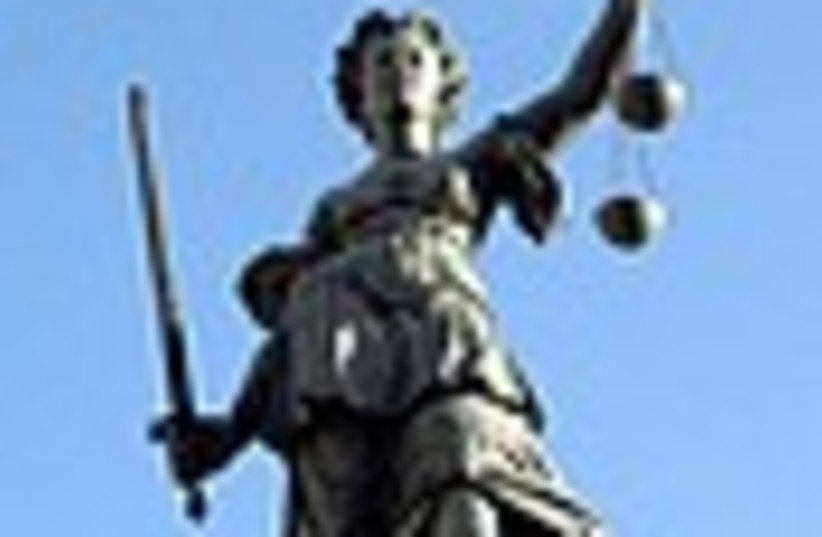 lady justice 88 (photo credit: )