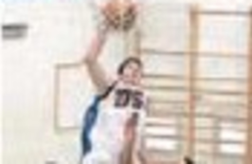 maccabiah basketball 88 (photo credit: )