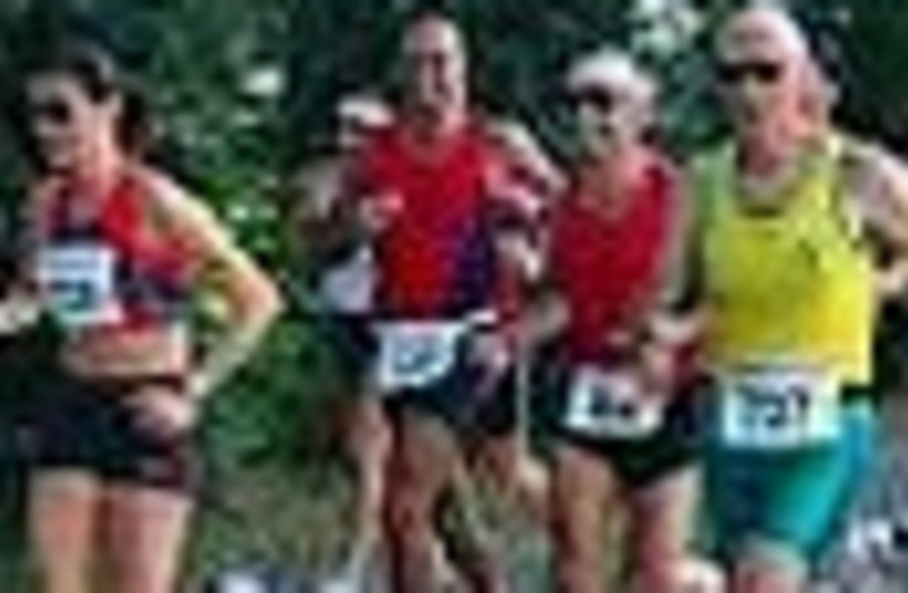 runners 88 (photo credit: )
