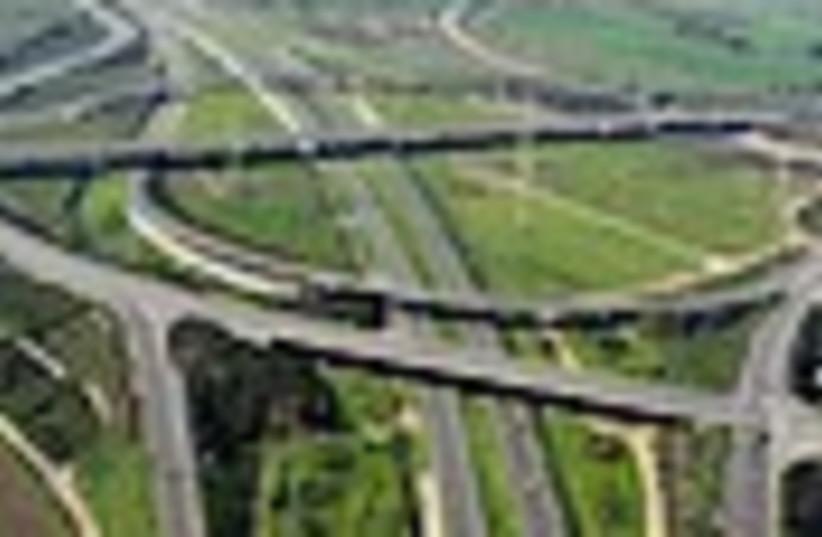 highway 6 88 (photo credit: )