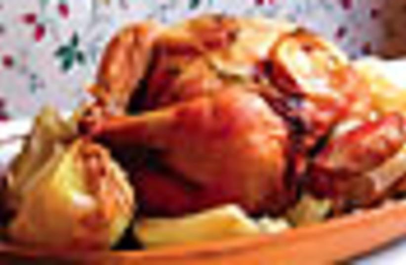 chicken 88 (photo credit: )