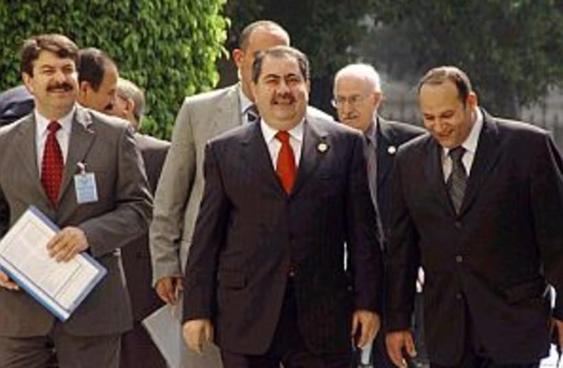egypt arab league 298 (photo credit: AP [file])