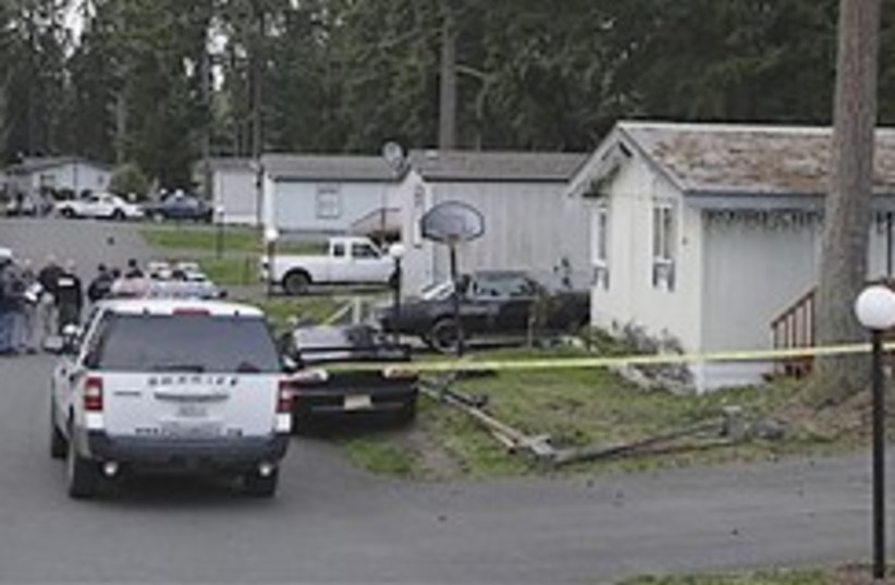 washington murder 248.88 (photo credit: AP)