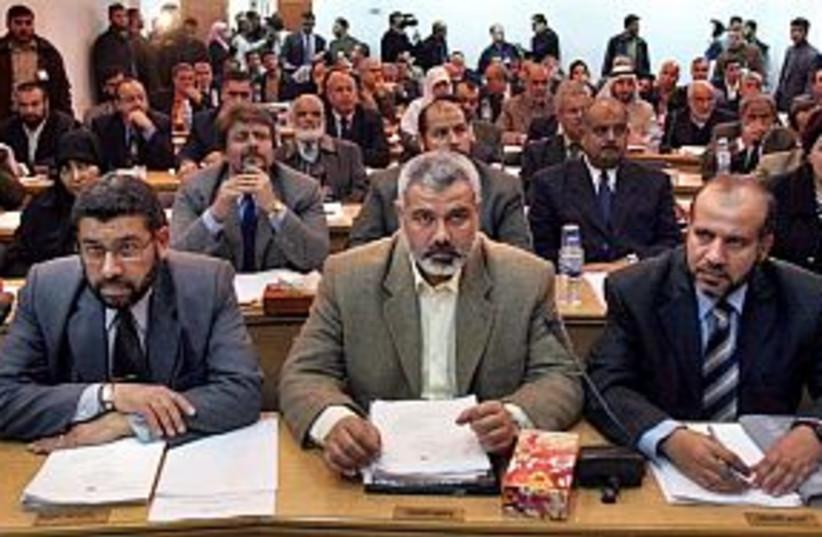 hamas parliament 298.88 (photo credit: AP [file])