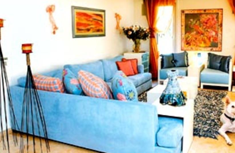 drimer living room 88 29 (photo credit: Eyal Izhar)
