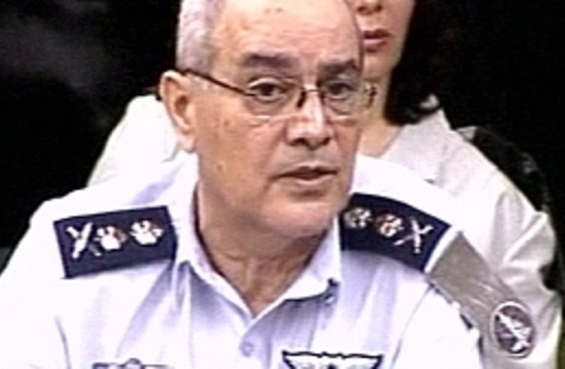 halutz at amona hearing  (photo credit: Knesset Channel)
