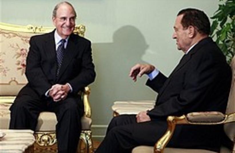 mitchell mubarak cairo 248 88 ap (photo credit: AP)