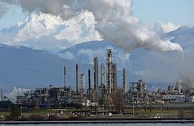 oil refinery illustrative 248.88 (photo credit: )