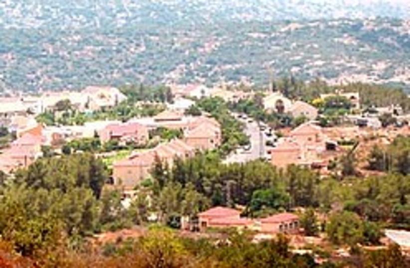 Karnei Shomron 248 88 (photo credit: David Shamah [file])