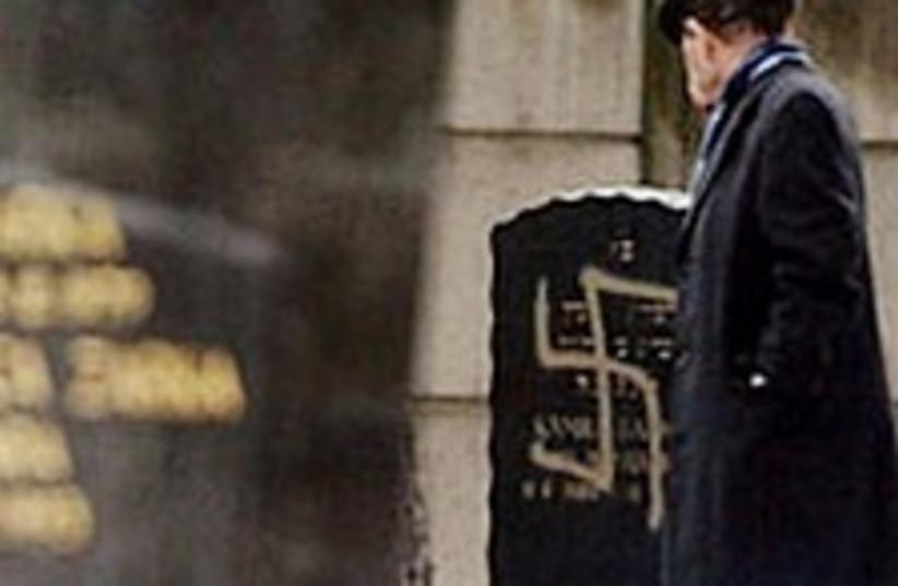 anti semitism 224.88 (photo credit: AP [file])